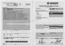 Certificado de Conformidad Europeo smart